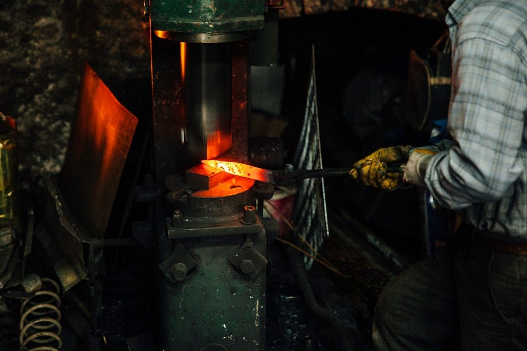 Custom Metal Forgings   Ligen International